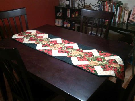 pattern for xmas table runner christmas table runner patterns free the recipe bunny