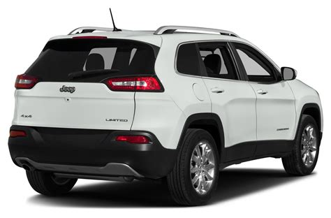 jeep vehicles 2016 2016 jeep cherokee price photos reviews features