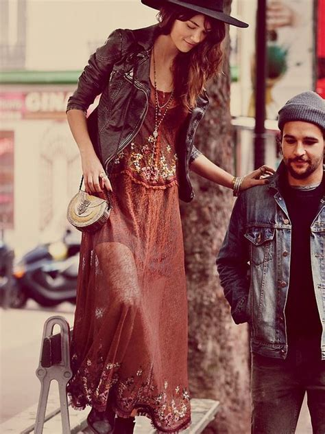 what is bohemian chic fashion style glam radar