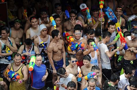 do they celebrate new year in bangkok go thai be free top 3 provinces to visit during songkran