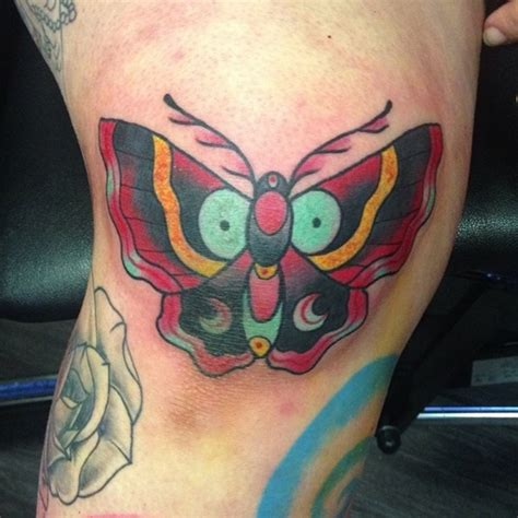 butterfly tattoo knee knee tattoos and designs page 9
