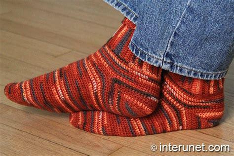 easy crochet socks pattern video crochet socks easy to follow stitch interunet