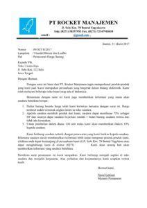 Contoh Surat Ppermintaan Penawaran Pada Perusahaan Jasa Pengiriman Barang by 20 Contoh Surat Penawaran Resmi Yang Baik Dan Benar
