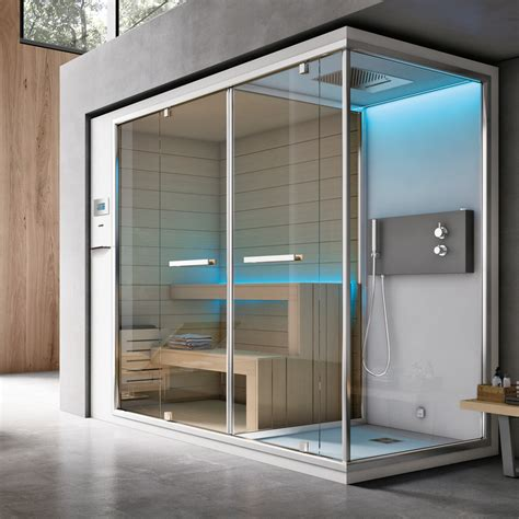 cabine sauna bagno turco sauna hafro geromin