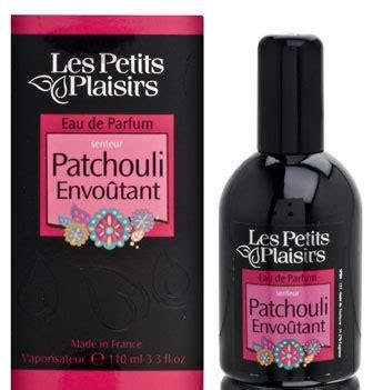Gum Les Petits Plaisirs patchouli envoutant les petits plaisirs perfume a