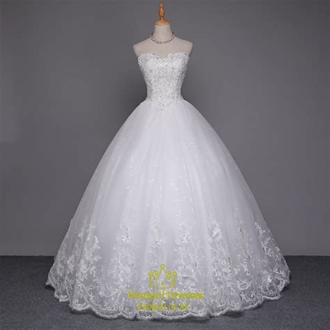 white beaded wedding dress white beaded bodice gown wedding dresses with lace