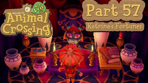 hha themes new leaf animal crossing new leaf part 57 katrina s fortunes