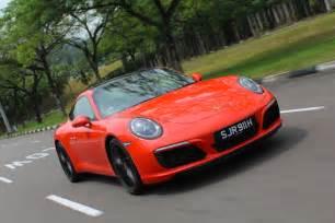 Porsche Parts Singapore New Porsche 911 Review Turbo Transformation