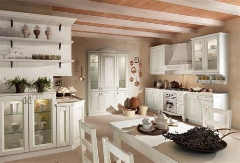 cucina country chic cucine country chic il rustico elegante cucine country