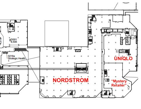 eaton center floor plan nordstrom eaton centre flagship configuration revealed