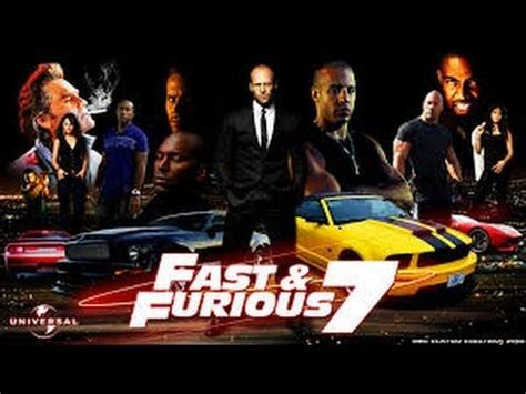 youtube english movie fast and furious 6 full fast and furious 7 full movie on youtube video