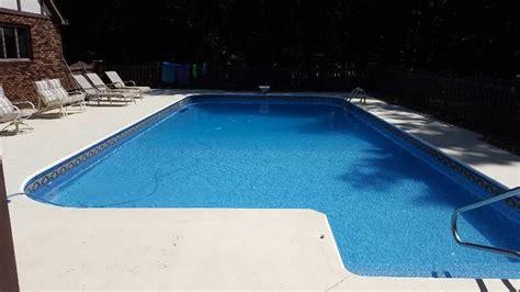 pool patio raised  grove city pa grove city pool