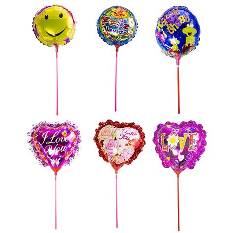 Wholesale Home Decor Suppliers by Wholesale Round Amp Heart Shaped Helium Mylar Foil Balloons