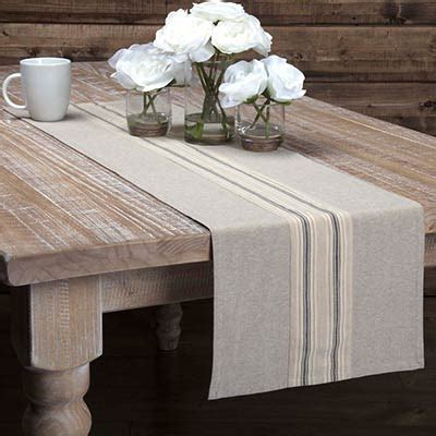 48 inch table runner sawyer mill 48 inch table runner by vhc brands the