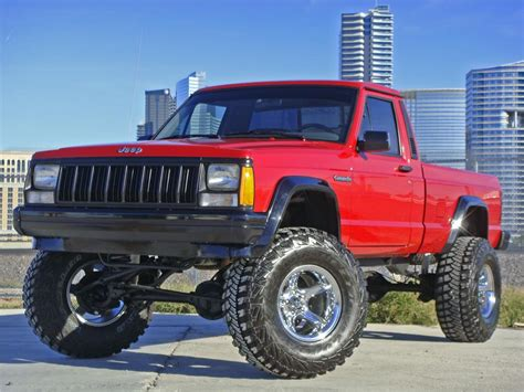 jeep comanche 1992 jeep comanche custom pickup 138738