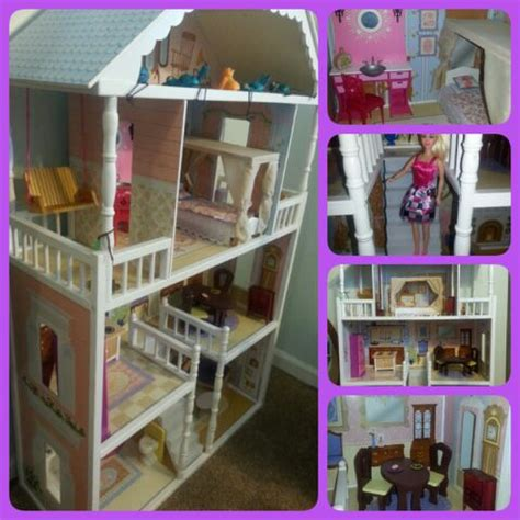 life size doll houses life size barbie doll house with furniture accessories baby kids in mableton ga offerup