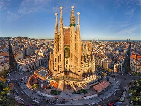 famous places barcelona spain places of barcelona hotel r
