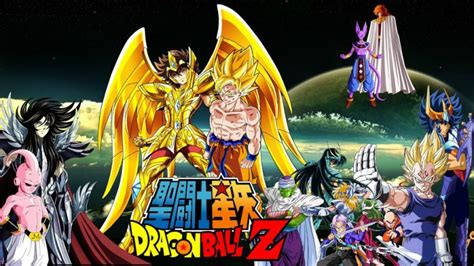 dragon ball super and saint seiya soul of gold will come