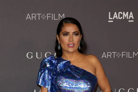 letitia wright cake salma hayek cried over hideous spaceship cake on her