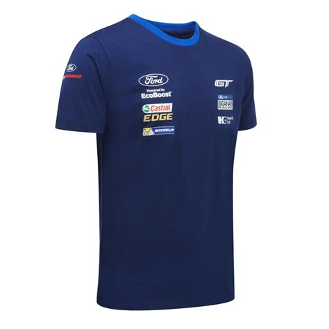 ford performance mens team t shirt 2016