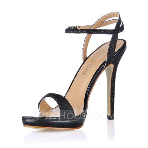 Heels Stiletos s leatherette stiletto heel sandals slingbacks shoes 087017922 sandals jjshouse