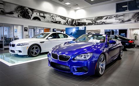 bmw dealership inside circle bmw google business view eatontown new jersey