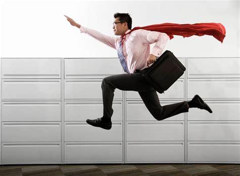 superhero business guy the people equation