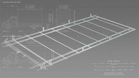 Bespoke Roof Racks by Sdv Roof Racks Heavy Duty Galvanised Steel Roof Racks West Uk