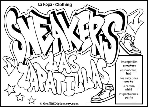 Coloring Pages Of Graffiti Gallery Free Graffiti Coloring Pages Printable by Coloring Pages Of Graffiti