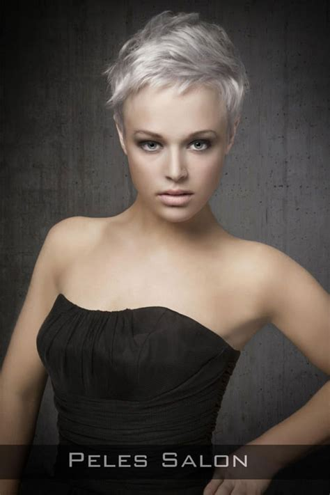 textured pixie for diamond shape face thin hair 39 short hairstyles for round faces you can rock