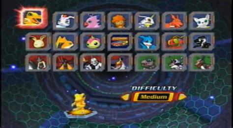 Emuparadise Digimon Rumble Arena 2   digimon rumble arena 2 iso