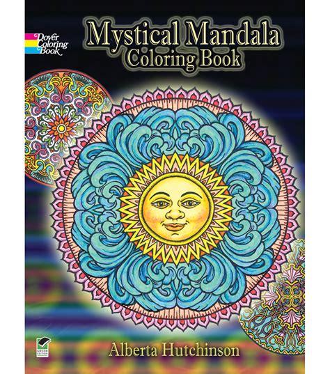 Mystical Mandala Coloring Book Jo