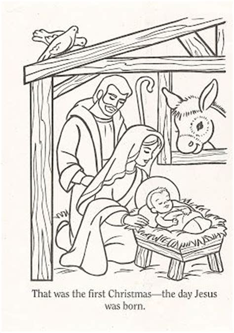 lds nativity coloring pages printable lds nursery color pages christmas lesson i m a mormon