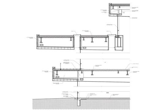 section 12c gallery of hancher auditorium pelli clarke pelli