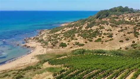 porto palo menfi conca della porto palo di menfi ag sicilia