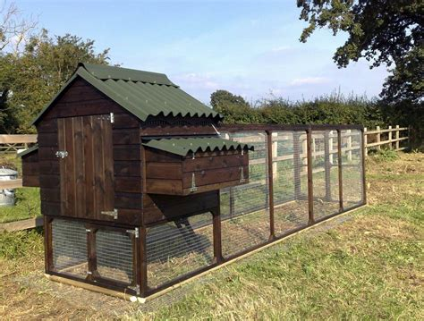Mobile Chicken Shed by Chicken Coop Run Design 8 Easy Mobile Chicken Coop Plans