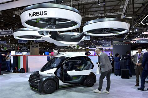 Flying Car Airbus by New Flying Car By Airbus And Italdesign Could Put An End