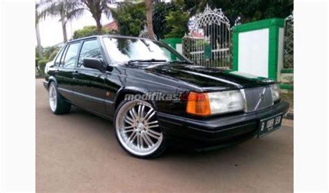 Mobil Kesayangan 1994 volvo 960 gl mobil kesayangan velq r20