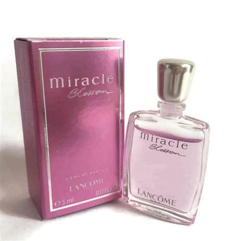 Lancome Miracle Blossom n豌盻嫩 hoa mini lanc 244 me miracle blossom edp 5ml