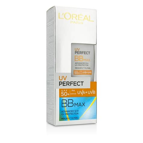Loreal Uv Spf 50 l oreal uv bb max spf 50 advanced 12h uv