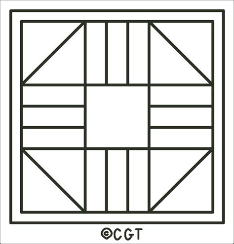 Free Patchwork Templates Printable - 6 best images of free printable quilt label patterns