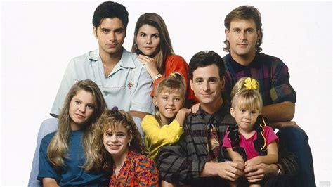 the cast of full house lifetime s unauthorized full house story releases photos today com