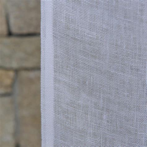 gauze fabric curtains white linen gauze curtain maison d 233 t 233