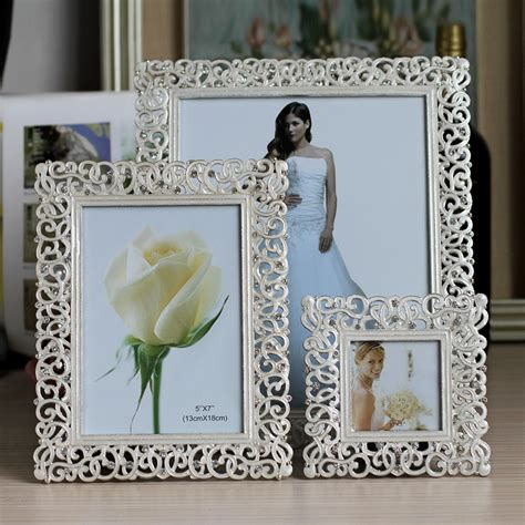 home decor europe europe metal picture frame european alloy photo frames