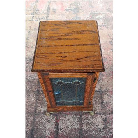 slot machine original oak stand cabinet chairish