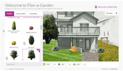 better homes and gardens plan a garden landscape design software insteading