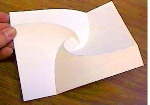 Paper Folds Graphic Design - designing paper