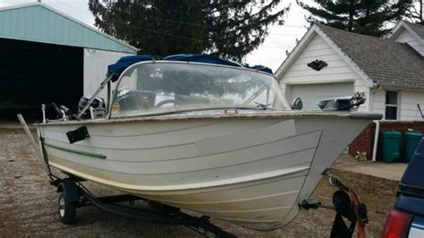 1963 starcraft aluminum boat 1963 starcraft aluminum boat for sale