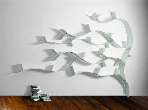 piccole librerie da parete librerie da appendere a parete idee e soluzioni efficaci