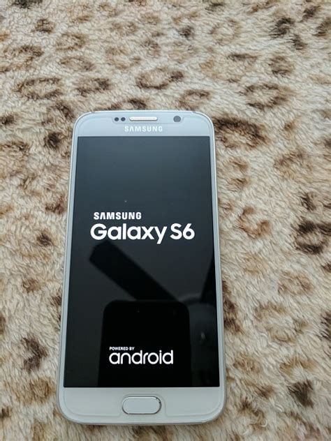 samsung galaxy s6 sm g920i 32gb factory unlocked white pearl android forums at